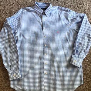 Ralph Lauren Classic Fit Button-Down XLT